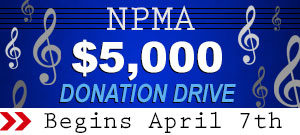 Learn more about NPMA's $5,000 donation drive!
